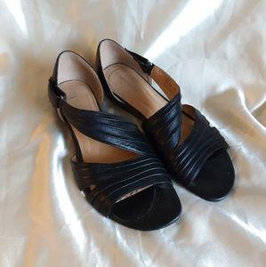 Naturalizer Leather Jane Flats